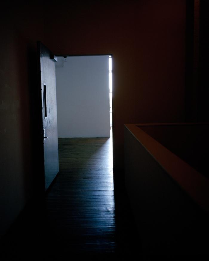 Eline Mugaas - Doorway I, 2014   C-print, 60 x 48 cm, ed. 5.
