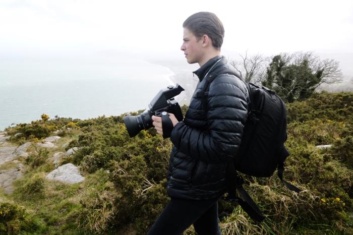 Hvert år reiser vi på studietur for å få internasjonale impulser. Her fra studieturen til Irland våren 2013.