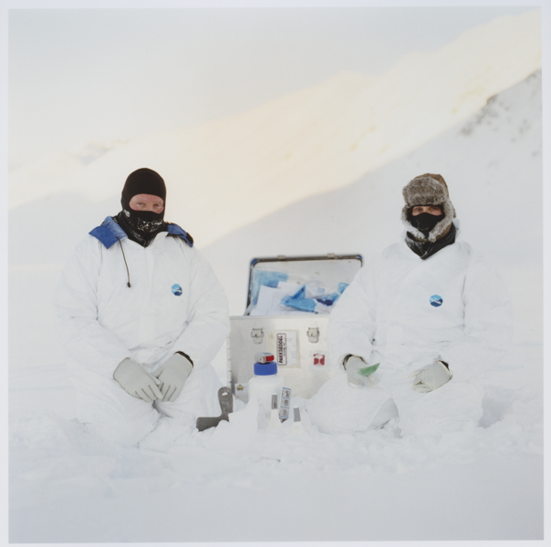 Mette Tronvoll - Svalbard #1.