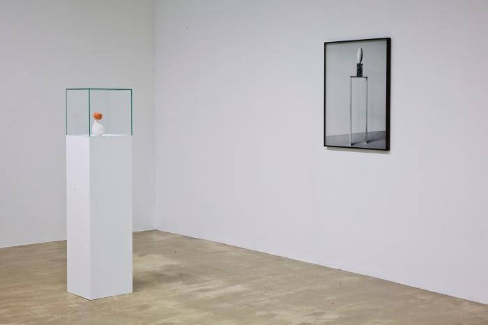 Fra utstillingen Crooked Trinkets i Kristiansand Kunsthall 2013.