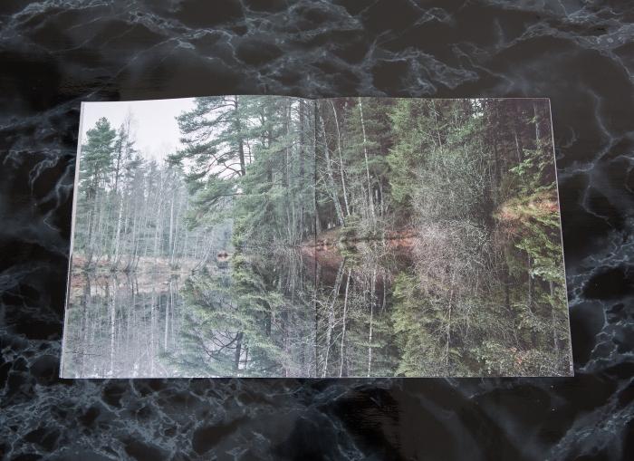 1Tidligere Oslo Fotokunstskole-student Magne Lyngværs Monolithic er blant  de første publikasjonene på nystartede HEAVY Books.