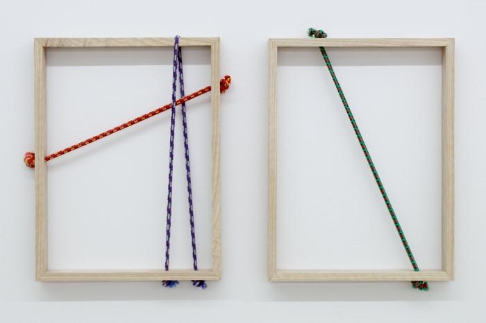 Marthe Elise Stramrud - RGB, fra serien Curves, 2014.