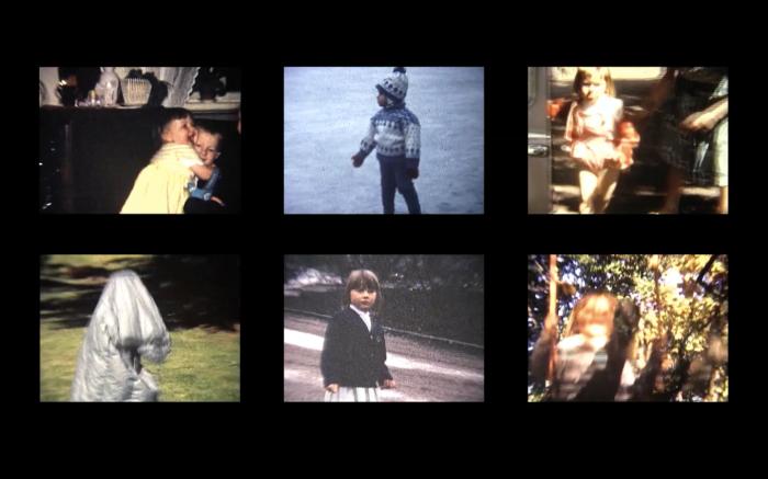 Tom Petter Hansen - stillbilder fra videoverk.