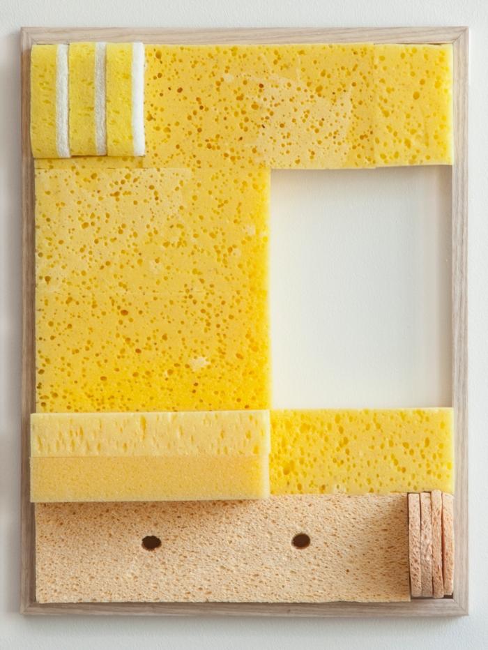 Marthe Elise Stramrud - Sponge Relief, 2014.