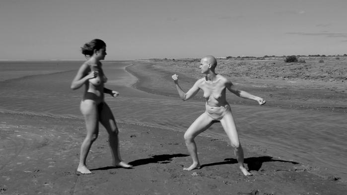 Stillbilde fra Cristina Nuñez` film La Vie en rose.