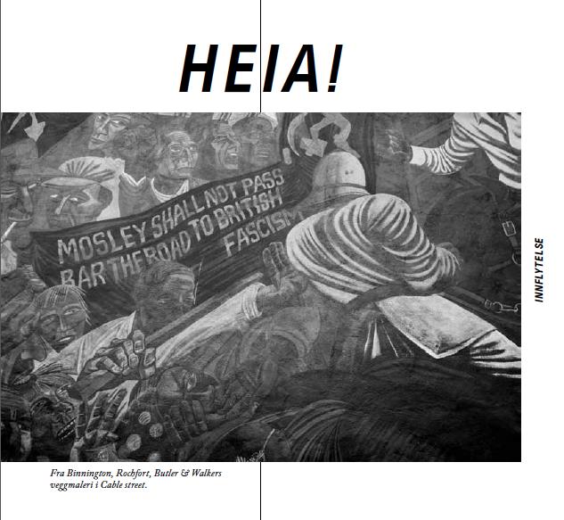 """Fra Hilde Maiseys """"Håndbok i politisk innflytelse""""."""