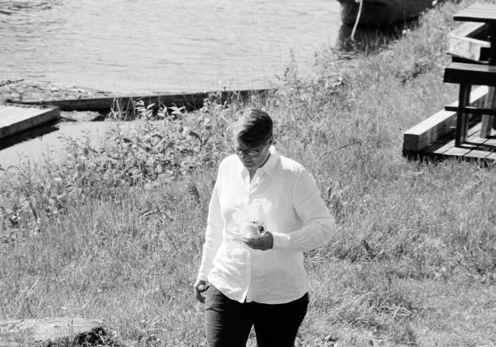 Mikkel McAlinden - Klima- og miljøminister Tine Sundtoft