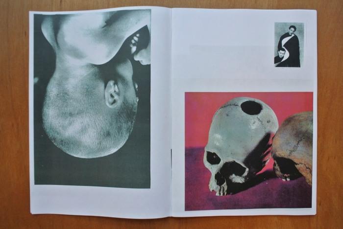 I ALBUM kombineres funnet materiale som reklamebilder og fotografier fra gamle blader og bøker i nye sammenhenger.