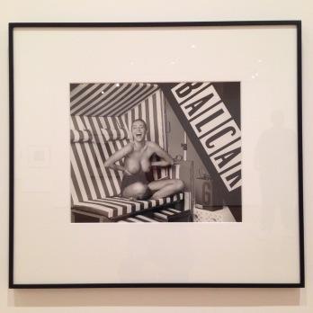 Fra Christopher Williams´ utstilling på MoMA.