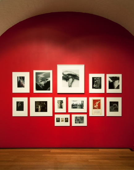 """Fra utstillingen """"Fra synsmaskiner til Instagram"""". Foto: Hege Oulie/Preus museum"""