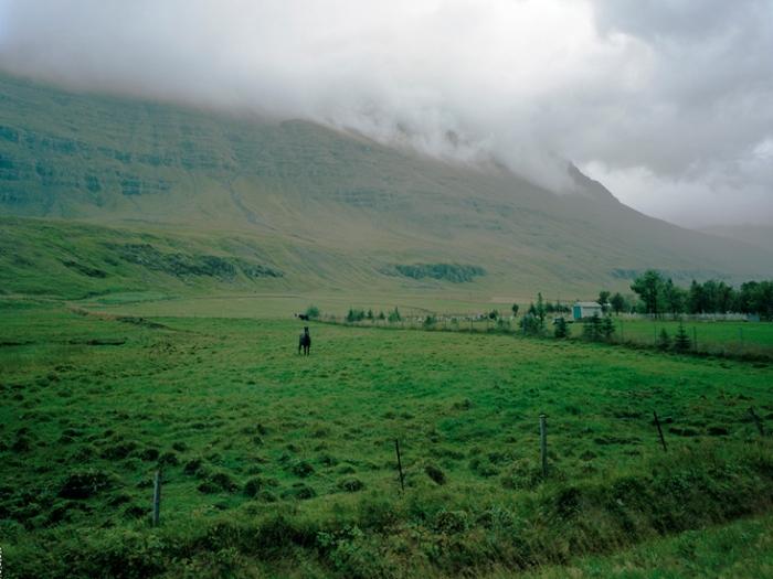 Geir Moseid - Beneath the clouds