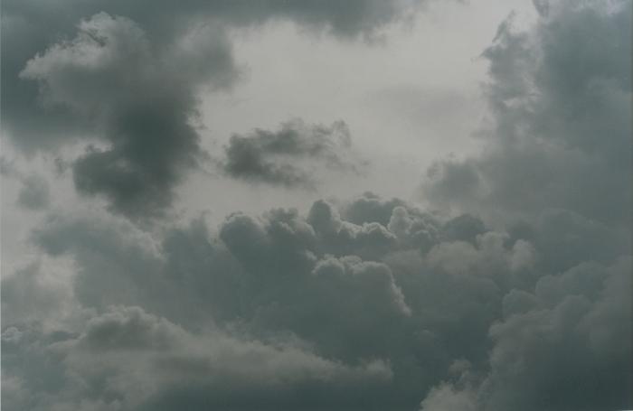 Kaja Leijon - Clouds, 2015, 19,5 x 29,5 cm, C-print.