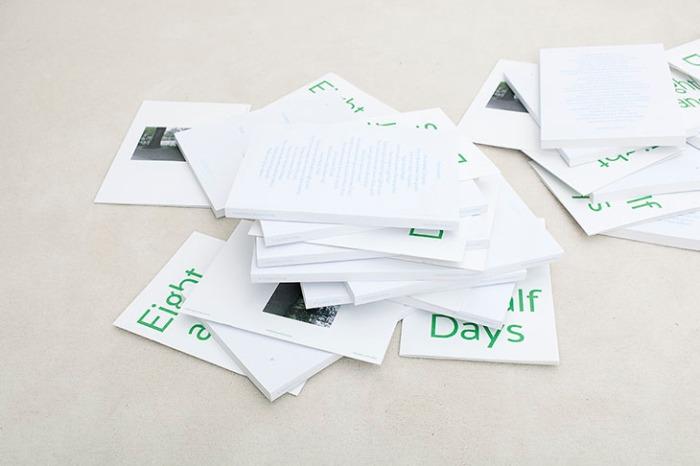 Sveinn Fannar Jóhannsson publiserer denne uken bøkene A Sudden Drop og Eight Days.
