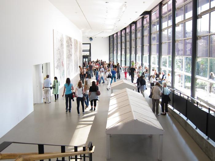 Fra studietur til kunstmønstringen Documenta i Kassel, Tyskland.