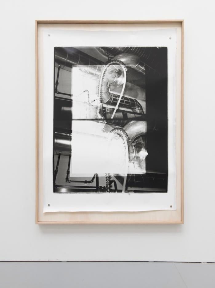 Kamilla Langeland - Exposed Layers, Layers, fra avgangsutstillingen til Kunstakademiet i Oslo.