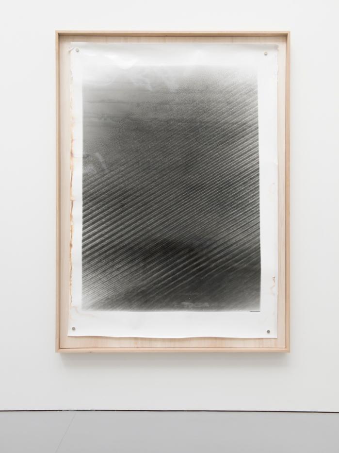 Kamilla Langeland - Atom Layers, fra avgangsutstillingen til Kunstakademiet i Oslo.