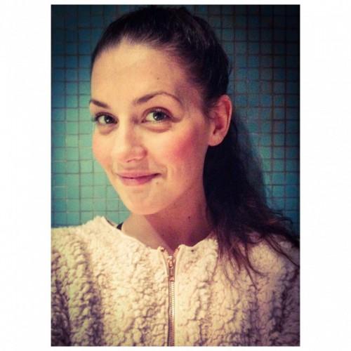 Oslo Fotokunstskoles eks-student Ragnhild Nøst Bergem studerer nå dokumentarregi på Den norske TV-skolen på Lillehammer.