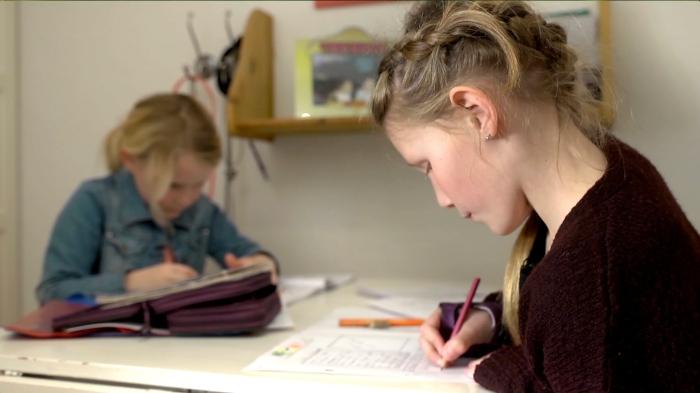 Stillbilde fra dokumentarten «Hvem vinner? En dokumentar om Osloskolen» av Ragnhild Nøst Bergem.