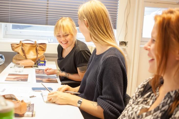 På Oslo Fotokunstskole er vi opptatt av å ha et godt sosialt miljø som stimulerer til utvikling.