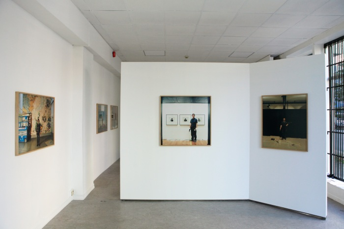 Utstillingen «The Artist is the Creator of Beautiful Things» på Kunstplass [10].