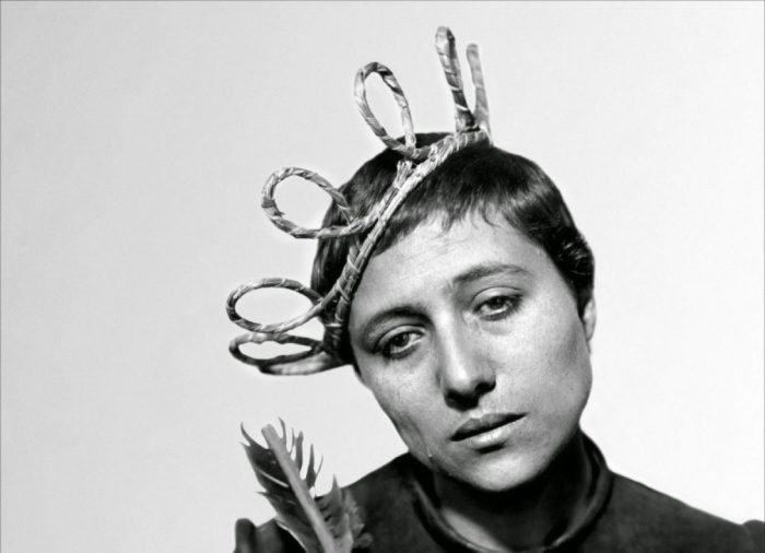 "Fra ""The Passion of Joan of Arc"" av Carl Th. Dreyer."