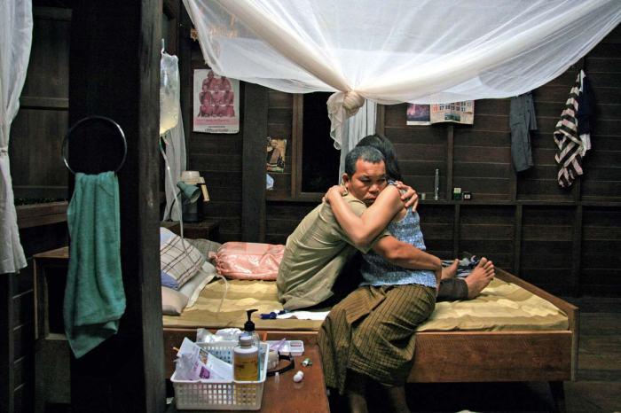 """Fra """"Onkel Boonmee som kan erindre sine tidligere liv"""" av Apichatpong Veerasetakul."""