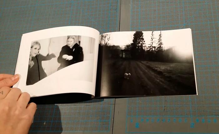 Genesis of Melancholy av Marius Eriksen og Marthe Bygdnes er første utgivelse på nystartede Paktens Forlag.