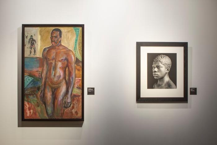 – Arbeidet med utstillingen begynte med en intuitiv følelse om noen interessante paralleller i kunstnerskapene, sier kurator Jon-Ove Steihaug.