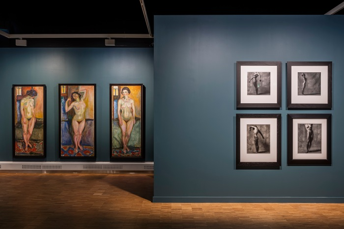 – Både Munch og Mapplethorpe arbeider eksistensielt med spørsmål om identitet, kjønn og seksualitet som gjennomgangstråd i kunstnerskapet, sier kurator Jon-Ove Steihaug.