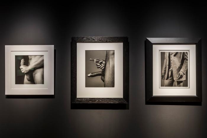 """– Det er også mange ulikheter mellom de to. Der Mapplethorpe jobber mer avsluttet og """"polert"""", arbeider Munch mer prosessuelt og med komponenter av tilfeldighet, sier kurator Jon Ove Steihaug."""