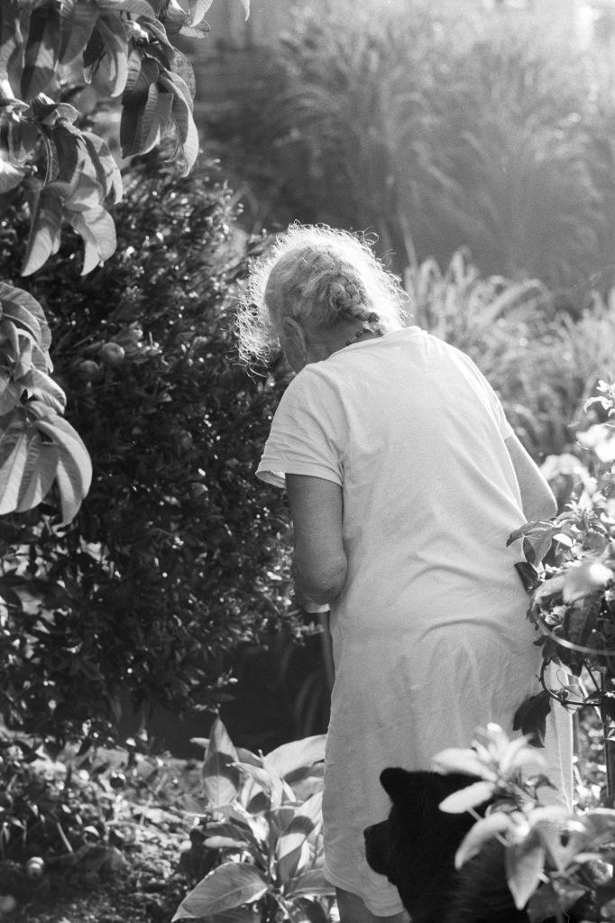 Det var på bakgrunn at dette bildet som ble vist på stipendutstillingen til Cyan at Frida ble invitert til å delta i utstillingen SPOR.