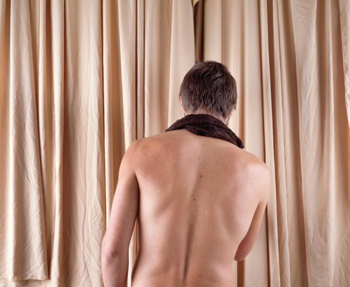 "Geir Moseid - Veil, fra serien ""Beyond the Veil""."