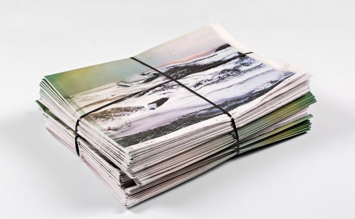 Den nye avisen Uncertain States Scandinavia finnes gratis på utvalgte visningsrom i inn- og utland.