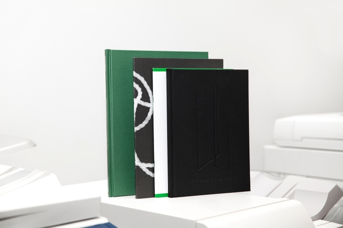 Heavy Books utgir fire nye publikasjoner med Kamilla Langeland, Eivind Egeland, Ida Nissen og Christian Tunge.