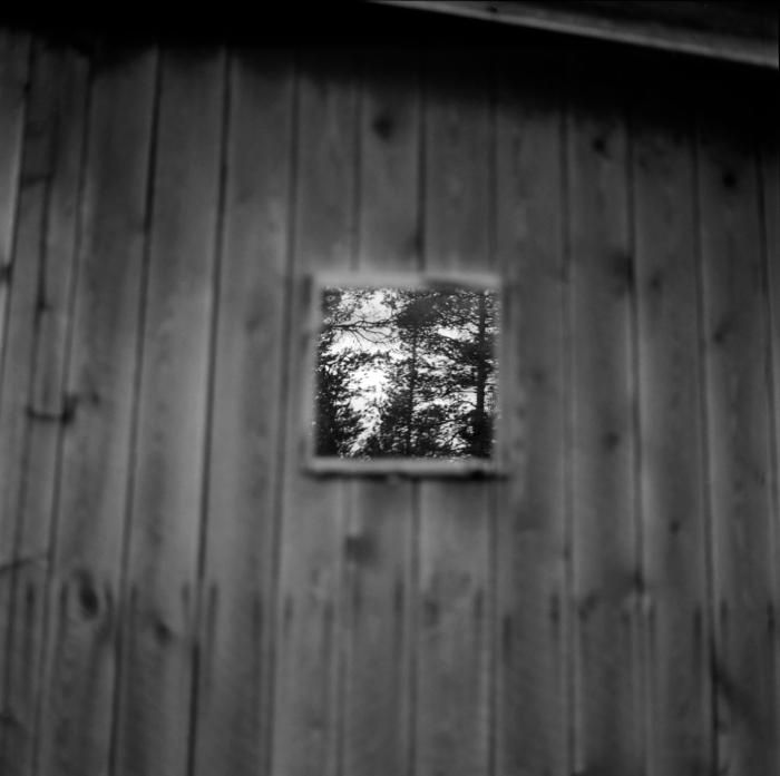Fra Charlie Fjätströms utstilling Hjemme/Home på Galleri Boa.
