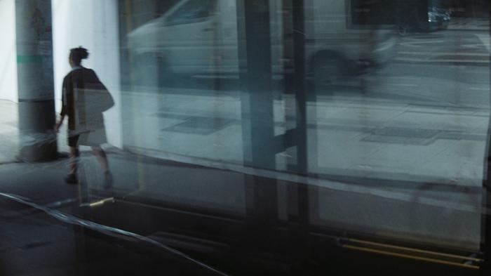 Stillbilde fra filmen Grønland - Makedonien av Marte Aas.