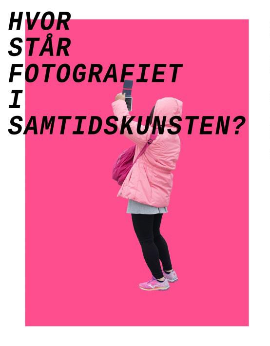 Onsdag 07. desember skal fotografiets posisjon i samtidskunstfeltet diskuteres på Oslo Fotokunstskole.