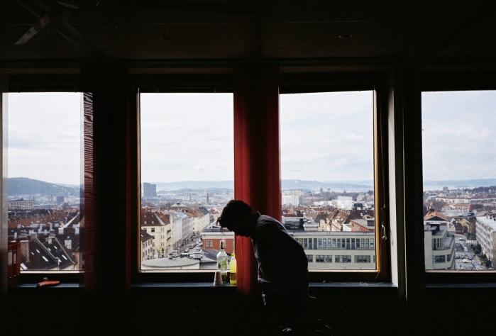 Stillbilde fra filmen Fountain of Youth.